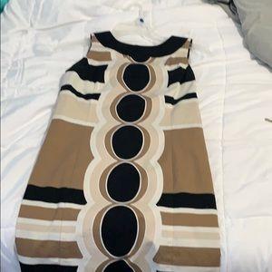 Merona neutral colors dress